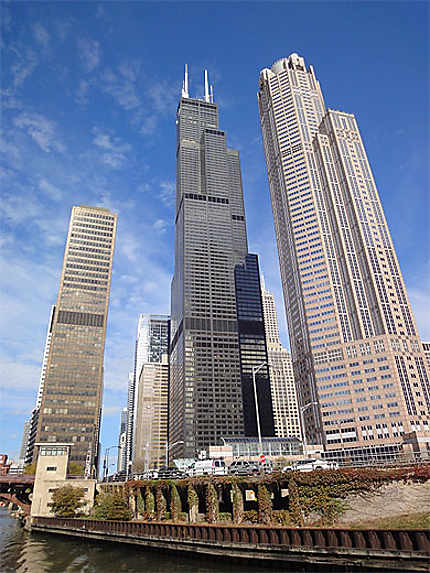 Chicago vue de jour