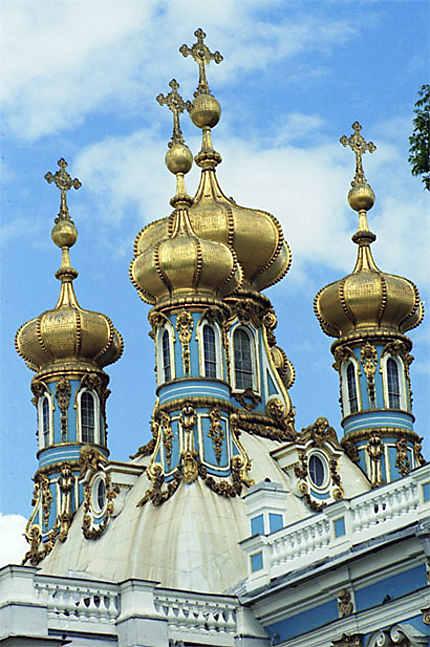 Palais de Tsarskoie Selo