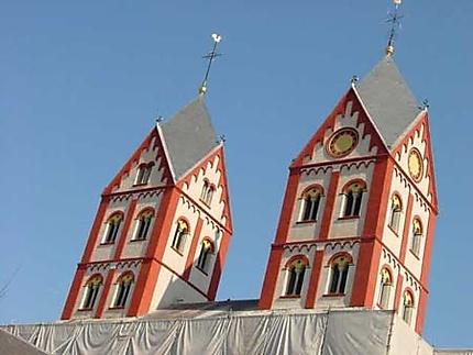 L'église St Barthélemy