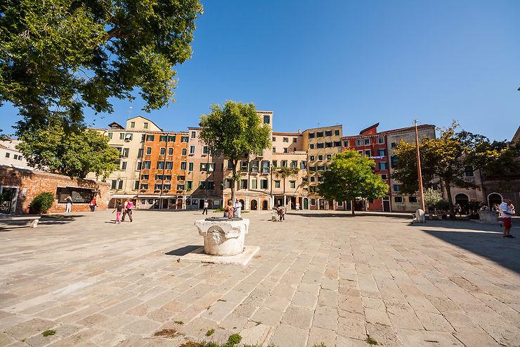 Venise authentique : les Fondemente et le Ghetto à Cannaregio