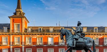Madrid – city-break à deux heures de Paris