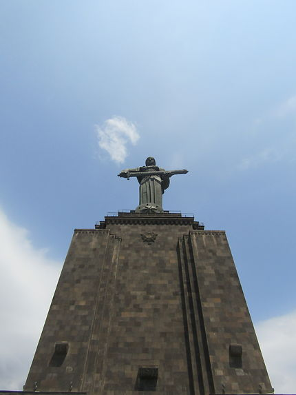 Statue de Mère Arménie