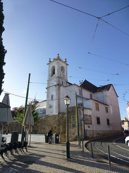 L'église et les câbles, Lisbonne