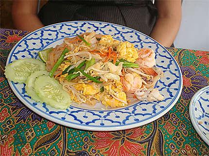 Le fameux PAD THAI