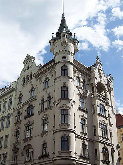 Bel immeuble