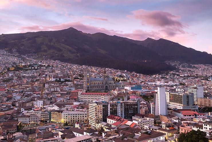 Covid-19 - L'Équateur ouvert aux voyageurs étrangers