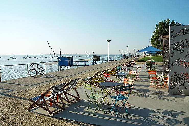 Saint-Nazaire, une ville à la mer