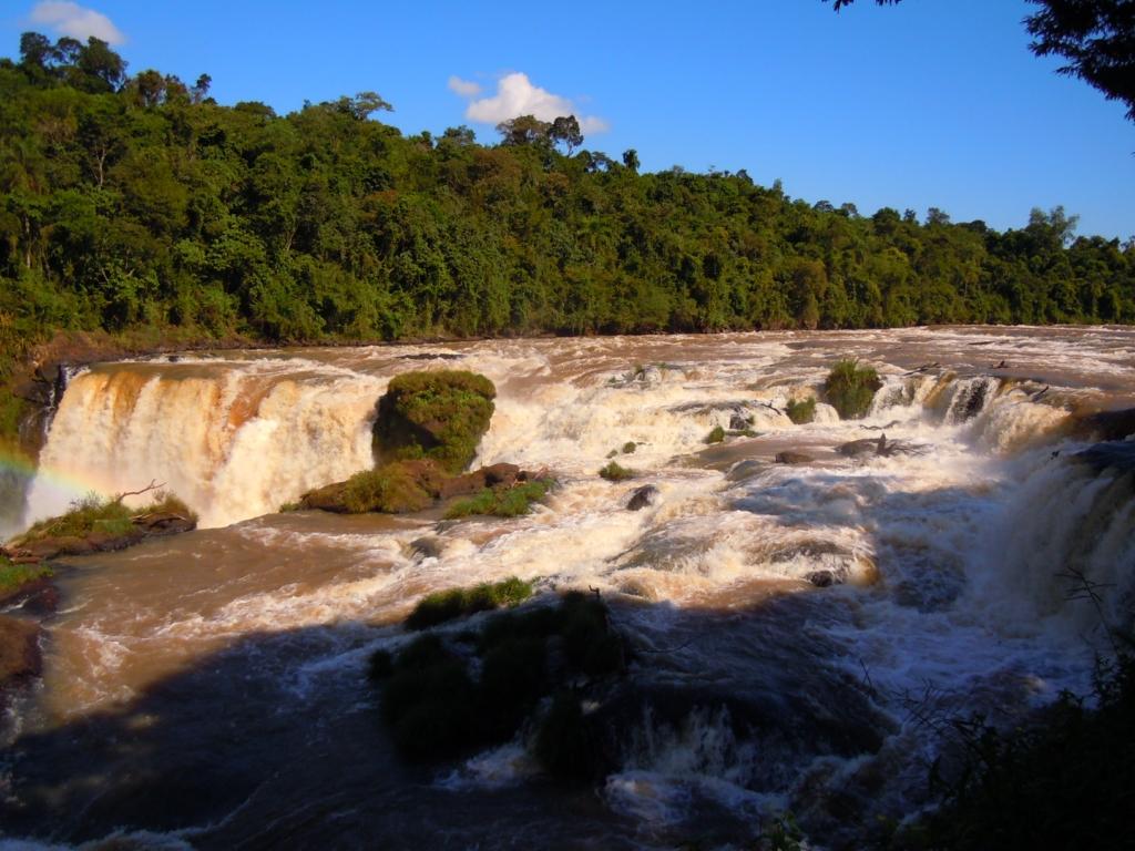 Saltos del Monday - Paraguay