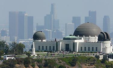 Observatoire de Griffith Park