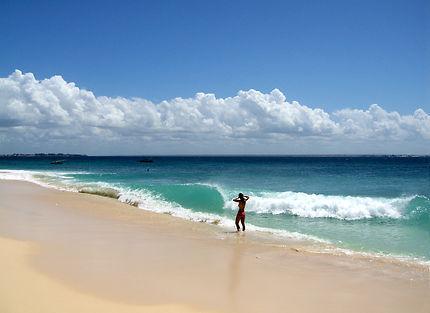 Ilot à 20 minutes de l'île de Mozambique