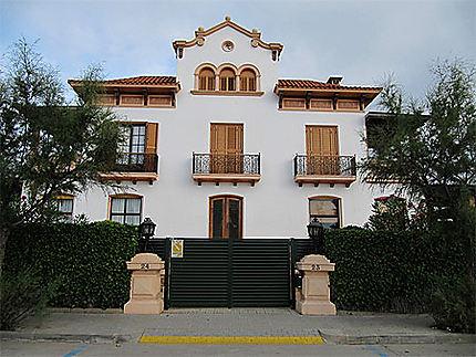 Belles architectures de Sitgès
