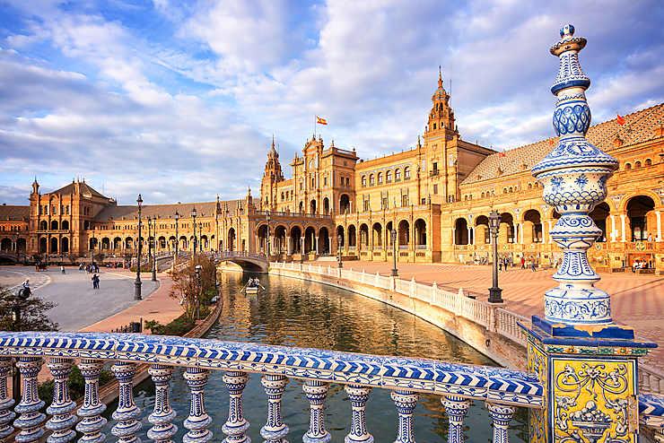 Andalousie : côté villes