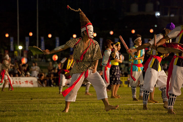 Okinawa, une culture traditionnelle vivante