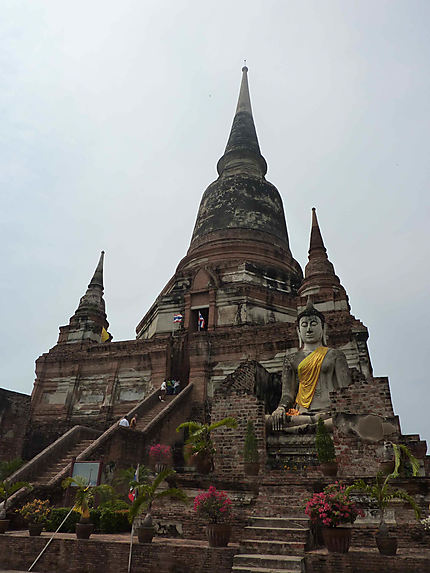 Chedi Wat Yai Chai Mongkon