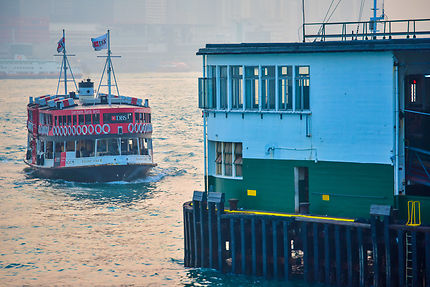 Star Ferry à Kowloon