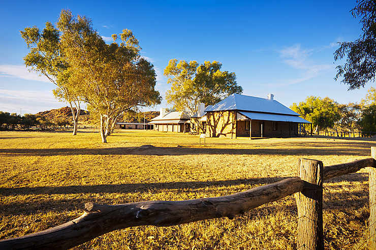 Alice Springs, la capitale du désert