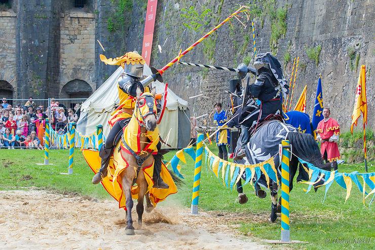 Festival médiéval à Sedan