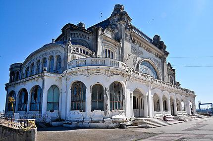 Le Casino en ruines