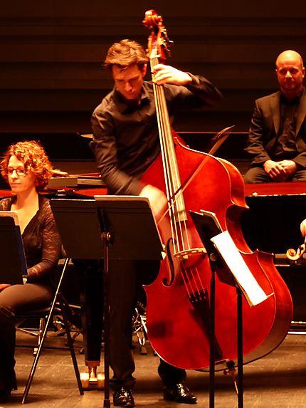 Musicien de la Folle journée de Nantes 4 fevrier
