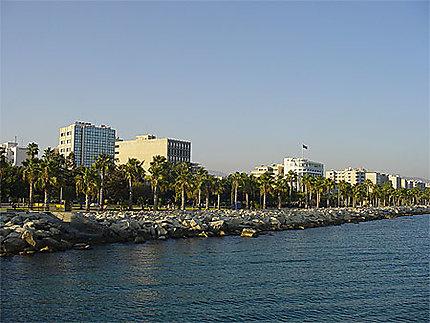 Front de mer de Limassol