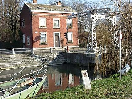 Pont levant des Aguesses
