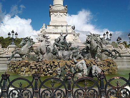 Fontaine des Quinconces