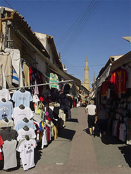 Rue de Nicosie nord