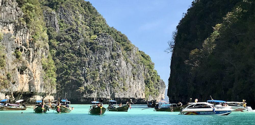 2 semaines en Thaïlande du Nord au Sud en famille en février 2018