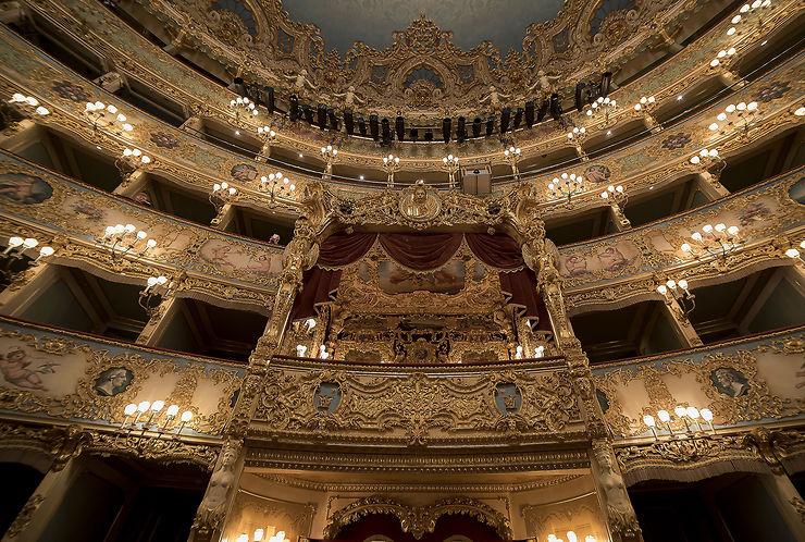 La Fenice, l'opéra mythique de Venise