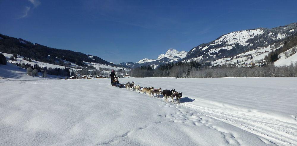 Première fois au Ski à Praz-sur-Arly