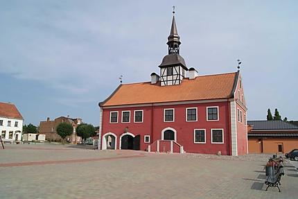 Hôtel de ville de Bauska