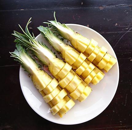 Délicieux ananas