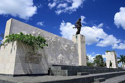 Statue du Che à Cuba