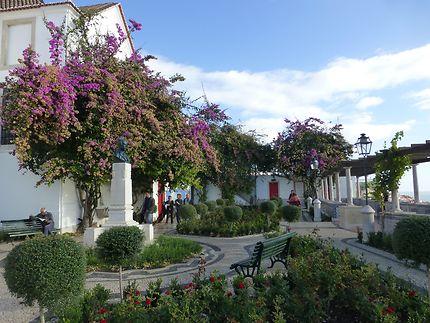 Jardin très mignon, Lisbonne