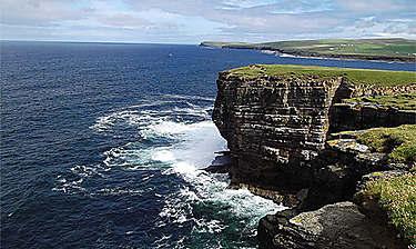 Îles Orcades (Orkney Ilsands)