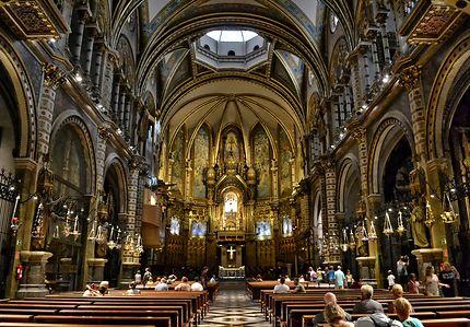 Basilique de Montserrat