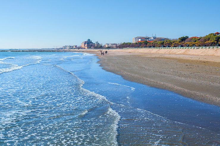 Le Lido : Venise à la plage