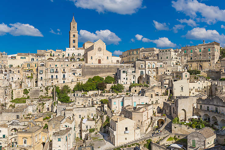 Matera et la Basilicate (Italie)
