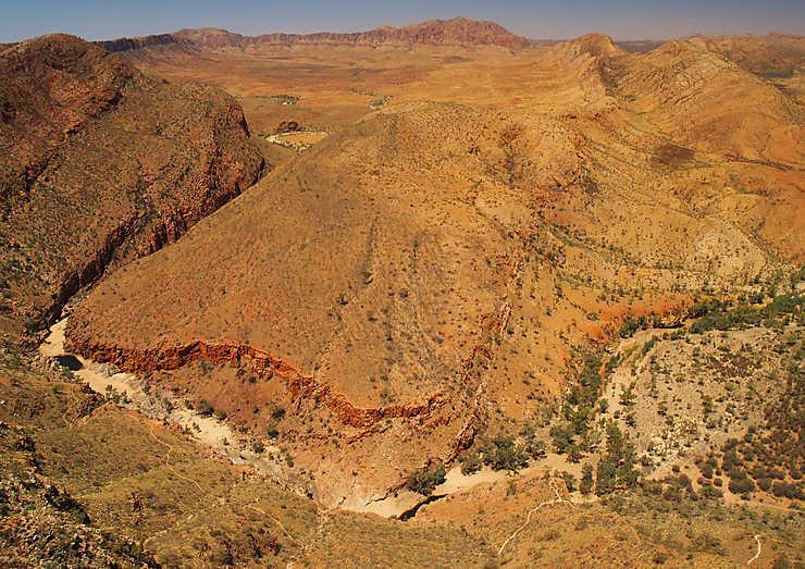 Red Center Way : road trip en Australie