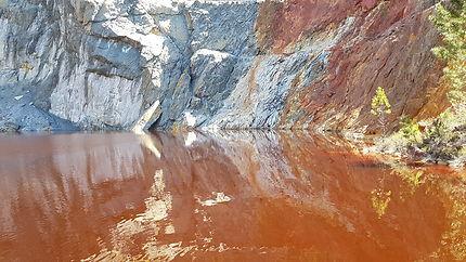 La mine du Rio Tinto