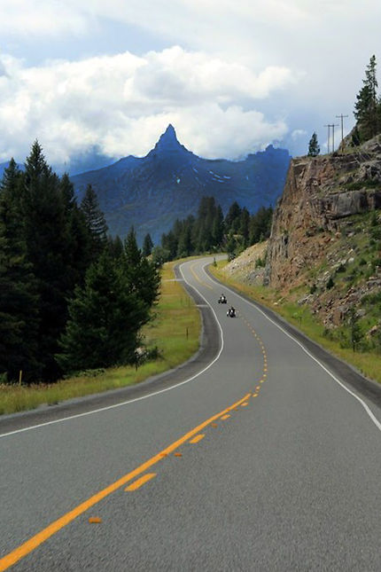 Beartooth highway, Montana et Wyoming