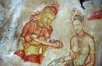 Fresques des Demoiselles