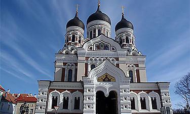 Cathédrale Alexandre-Nevski (Tallinn)