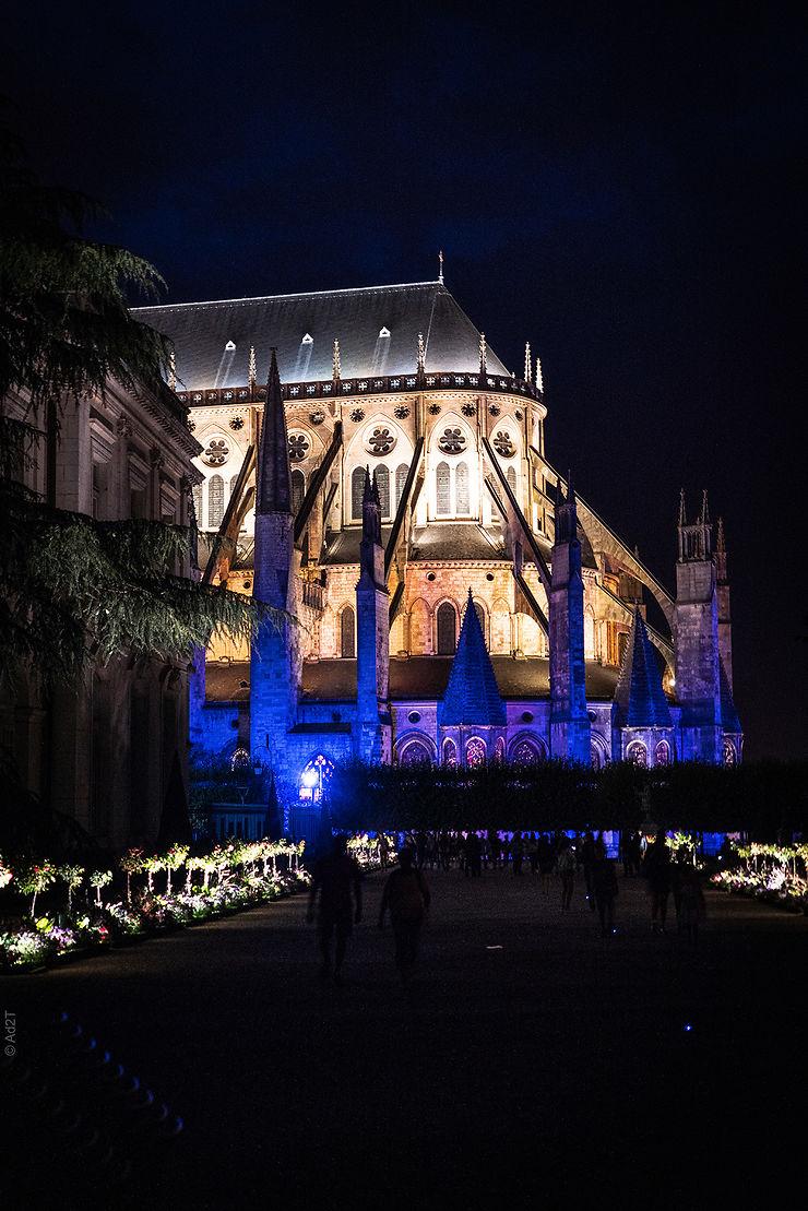 Berry - De nouvelles Nuits Lumière à Bourges tout l'été