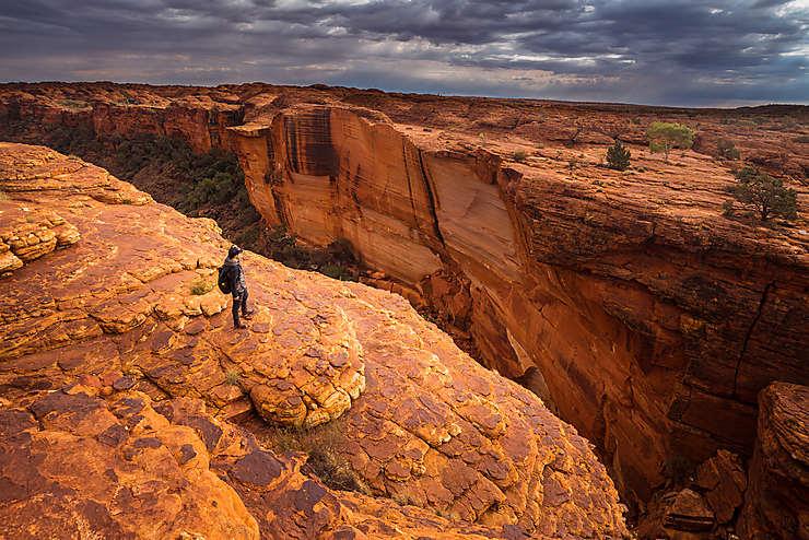 L'Outback ou l'enfer rouge du désert