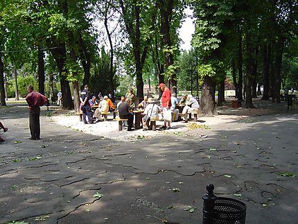 Parc Kalemegdan