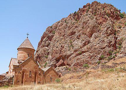Noravank - L'église principale du monastère