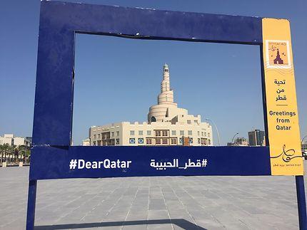 Bienvenue à Doha