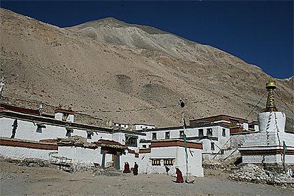 Monastère de Rongpuk