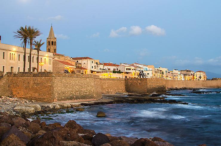 Alghero et la Sardaigne (Italie)